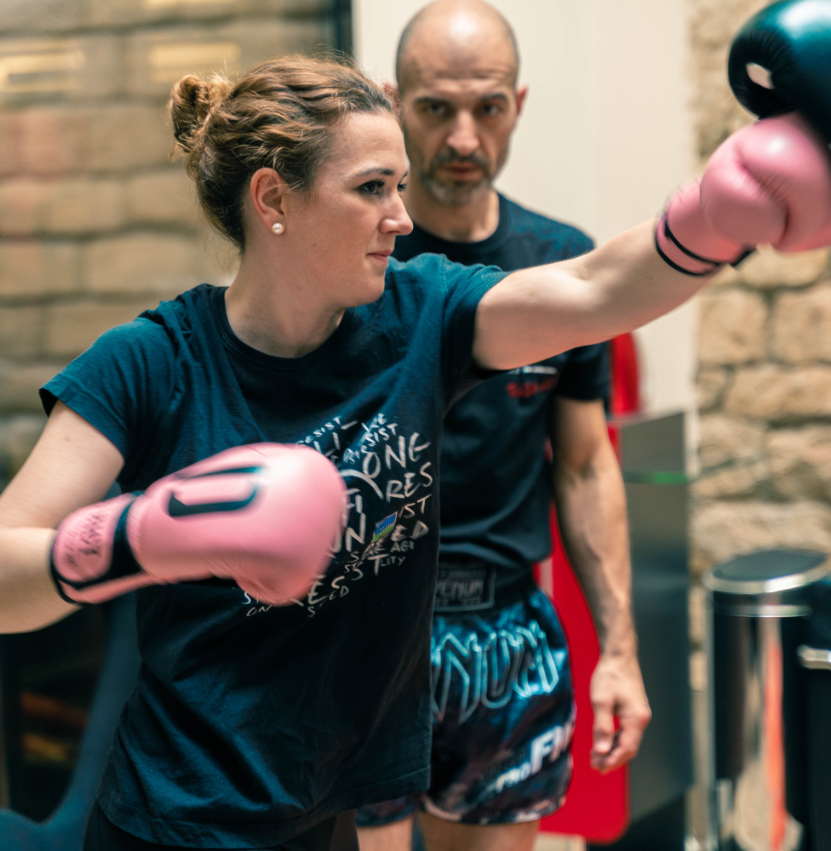 cours sport combat
