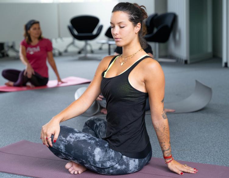 experise de Ma Vie En Sport pour les cours de yoga dans un cadre professionnel